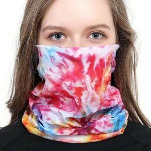 Accessories - 🎉JUST IN! Tie-Dye Multi-Functional Face Mask